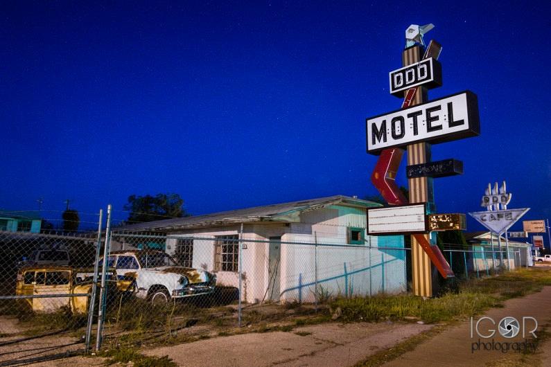 Wichita Falls Night w 2 795x530 Light Painting in Wichita Falls, Texas