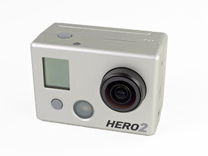 GoPro 2 Hero Get a very unique wedding video!